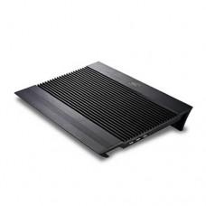 "Охлаждающая подставка для ноутбука DEEPCOOL N8 , DP-N24N-N8BK, 17"", Вентилятор 2*14см, Черный"