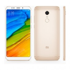 "Смартфон Xiaomi Redmi 5, 16GB, 5.7"", 1440x720, 2GB RAM, 12Mp+5Mp, 2xSIM, LTE, Gold"