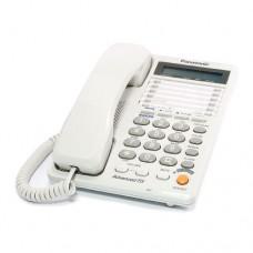 Телефон проводной Panasonic KX-TS2368 CAW