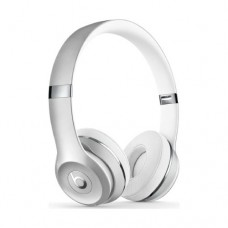 Наушники накладные Beats SOLO3 Wireless On-Ear Headphones-Gloss Silver A1796 MNEQ2ZM/A