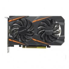 Видеокарта Gigabyte GeForce GTX1060-6GB, SVGA PCI Express, nVidia, GeForce GTX1060, HDMI/2xDVI/DP, G