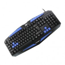 Клавиатура игровая Crown CMKY-5006, USB (проводная)