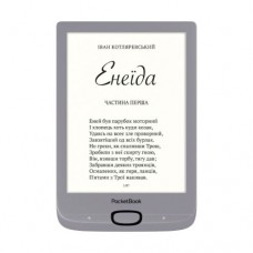 Электронная книга PocketBook 616 PB616-S-CIS  Серебро