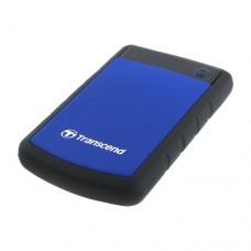 "Жесткий диск внешний 2.5"" Transcend ""StoreJet 25H3B"" 1TB USB3.0 TS1TSJ25H3B Blue"