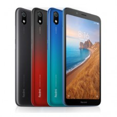 "Смартфон Xiaomi Redmi 7A, 32GB, 5.45"", 1440x720, 2GB RAM, 13Mp, 2xSIM, LTE, Blue"