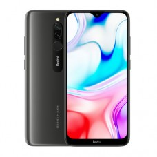"Смартфон Xiaomi Redmi 8, 32GB, 6.22"", 1520x720, 3GB RAM, 8Mp, 2xSIM, LTE, Black"