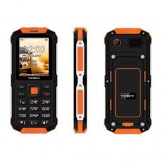Мобильный телефон Texet TM-501R черный/оранжевый
