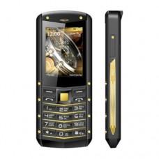 Мобильный телефон Texet TM-520R черный/желтый