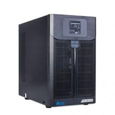 UPS SVC PTL-2K-LCD Smart,AVR: 145-275B Бат.12В.7.5 Ач *4 шт вентилятор 8 см * 1 шт.