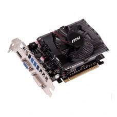 Видеокарта MSI GT730,4G,SVGA,PCI Express,nVidia DVI/HDMI/VGA, DDR3, 128bit