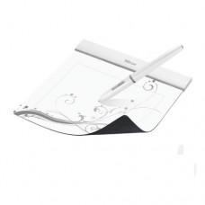 Графический гибкий планшет Trust Flex Design Tablet , размер 100*140мм, черный