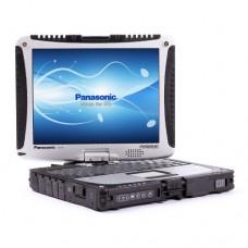 "Ноутбук Panasonic Toughbook CF-19 MK-6, Core i5-3320M-2.6GHz/HDD 500GB/4GB/10.4""/Win7pro, б/у, постл"
