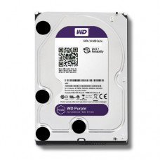 "Жесткий диск для видеонаблюдения HDD 2Tb Western Digital Purple SATA 6Gb/s 64Mb 3,5"" WD20PURX"