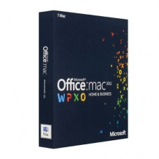 Office Mac Home Business 2011 Russian Kazahstan Only DVD 1PK, Box
