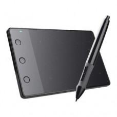 """Графический планшет Huion H420 разрешение 4000Ipi, чувствительность 2048, раб. обл. 4.17""""х2.23"""""""