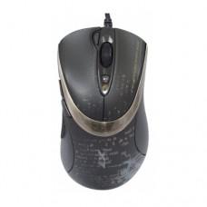Мышь A4Tech Bloody X7 F4, Black, USB (проводная)