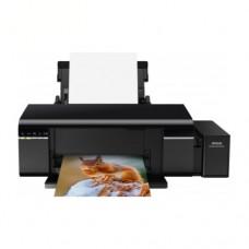 Принтер Epson L805, A4 (принтер), 5760x1440 dpi, USB 2.0, лоток 50л.,37 стр/мин, (черный C13T66414A,