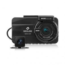 Видеорегистратор Neoline Wide S49 Dual, Full HD, Угол обзора 150°