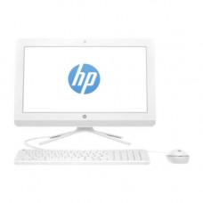 """Моноблок HP AiO 22-b002ur, Celeron J3060/1TB/DDR3 4GB/DVD-RW/21.5"""" FHD/Win 10 + Клавиатура (1EE34EA)"""