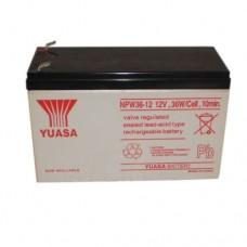 Батарея Yuasa NPW 36-12, 12В*7Ач, Размер в мм 151*65*94
