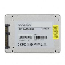Жесткий диск внутренний Geil SSD 60GB, GZ25A3-60G, R410Mb/s SSD SATAIII