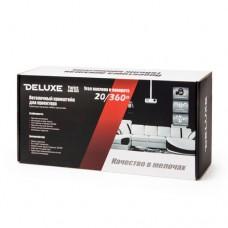 Крепеж для проекторов Deluxe DLMM-3603, Вращение до 360,угол наклона 20° вверх,20°вниз.Белый