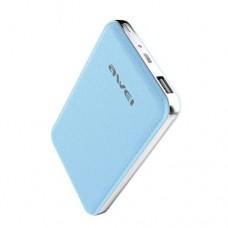 Портативное зарядное устройство Awei, P84K, 10400mAh, Выход: USB 1*2А