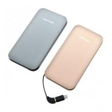 Портативное зарядное устройство Awei, P20K, 8000mAh, Выход: USB 1*3А