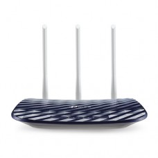 Беспроводной маршрутизатор TP-Link Archer C20 AC750, Wireless Dual Band Gigabit Router, 2T2R, 433Mbp