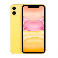 "Смартфон Apple iPhone 11 64Gb, 6.1"", 828x1792, RAM 4GB, 12Mp, LTE, Yellow (MWLW2RM/A)"