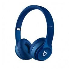 Наушники беспроводные накладные с микрофоном Beats Solo2 Blue B0518 (MHBJ2ZM/A)