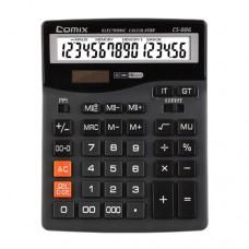 Калькулятор бухгалтерский Comix CS-886