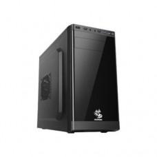 Системный блок Nomad CPU G5400/DDR4 4GB/SSD 128GB/H310/DVD-RW/БП 400W