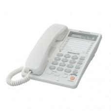Телефон проводной Panasonic KX-TS2365 CAW