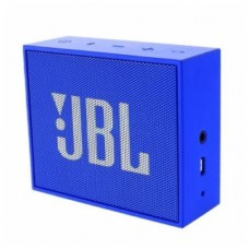 Колонки JBL GO, Bluetooth, JBLGOBLUE, Blue