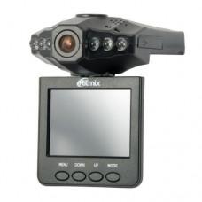 """Видеорегистратор Ritmix AVR-330, 2.4"""", 640x480, угол обзора 120°, Черный"""