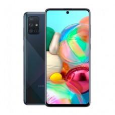 "Смартфон Samsung Galaxy A71 128GB 6.7"" 2400x1080, 6GbRAM, 64Mp, 2xSIM, LTE, Black SM-A715FZKUSKZ"
