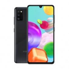"Смартфон Samsung Galaxy A41 64GB 6.1"" 2400x1080, 4GbRAM, 48Mp, 2xSIM, LTE, Black SM-A415FZKDSKZ"
