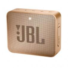Колонки JBL GO2, Bluetooth, JBLGO2CHAMPAGNE