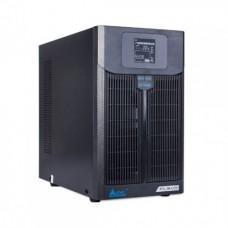 UPS SVC PTL-3K-LCD, 3000VA/2100W, AVR, 12V/9Ah*4, LCD, Разъем C13*8, USB, RS-232, RJ-45