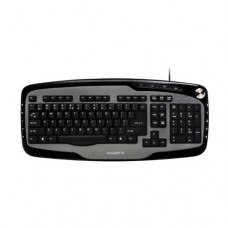 Клавиатура Gigabyte GK-K6800 USB, Черный  (проводной)