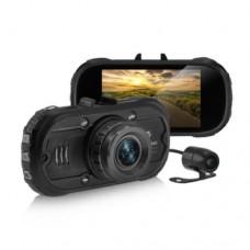 "Видеорегистратор Neoline Wide S47 Dual, Full HD, 2.7"",1280x720, Угол обзора 100°, All Winner A10, дв"