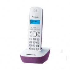 Телефон DECT Panasonic KX-TG1611 CAW