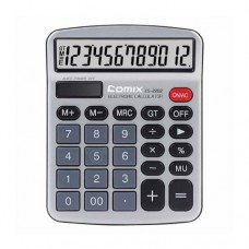 Калькулятор Comix CS-2282, Серый