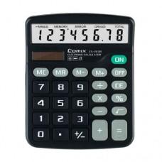 Калькулятор Comix CS-1838, Серый