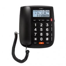 Телефон Texet TX-260 черный