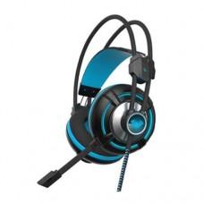 Наушники накладные с микрофоном AULA  Spirit Wheel, Black