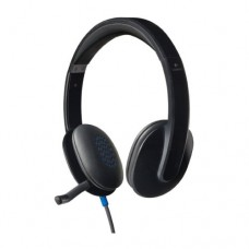 Наушники накладные с микрофоном Logitech H540 (981-000480)