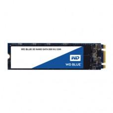 """Жесткий диск внутренний WD BLUE SSD 250GB WDS250G2B0B 2.5"""", SATA3"""
