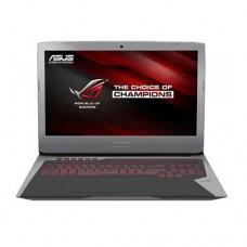 "Ноутбук ASUS ROG G752VT-GC074T, Core i7-6700HQ-2.6/2TB/8GB/GTX970M-3GB/DVD-RW/17.3"" FHD/Win 10"